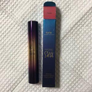 tarte drench lip splash lipstick